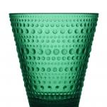 Iittala Kastehelmi glas, smaragd 2/fp