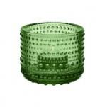 Kastehelmi ljuslykta, grön