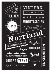 Norrland 50*70 - Norrland 50*70