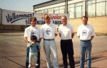 Majspelen 1990 med Lindgre, Hansen, Hedman mm