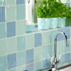 Winchester Tile, Lupin, Cornflower och Pansy Filed Tile