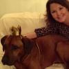 Bosse A-kull med sin fina matte Nina