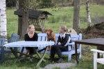 Linn, Luna och Mathilda