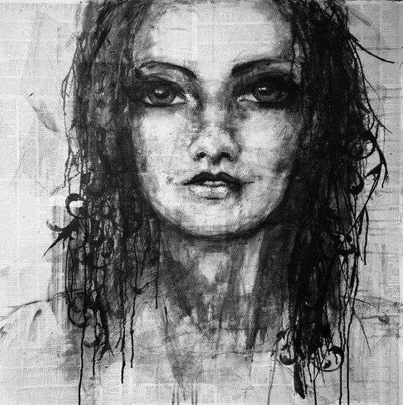 Perfectly Imperfect, 100x100cm