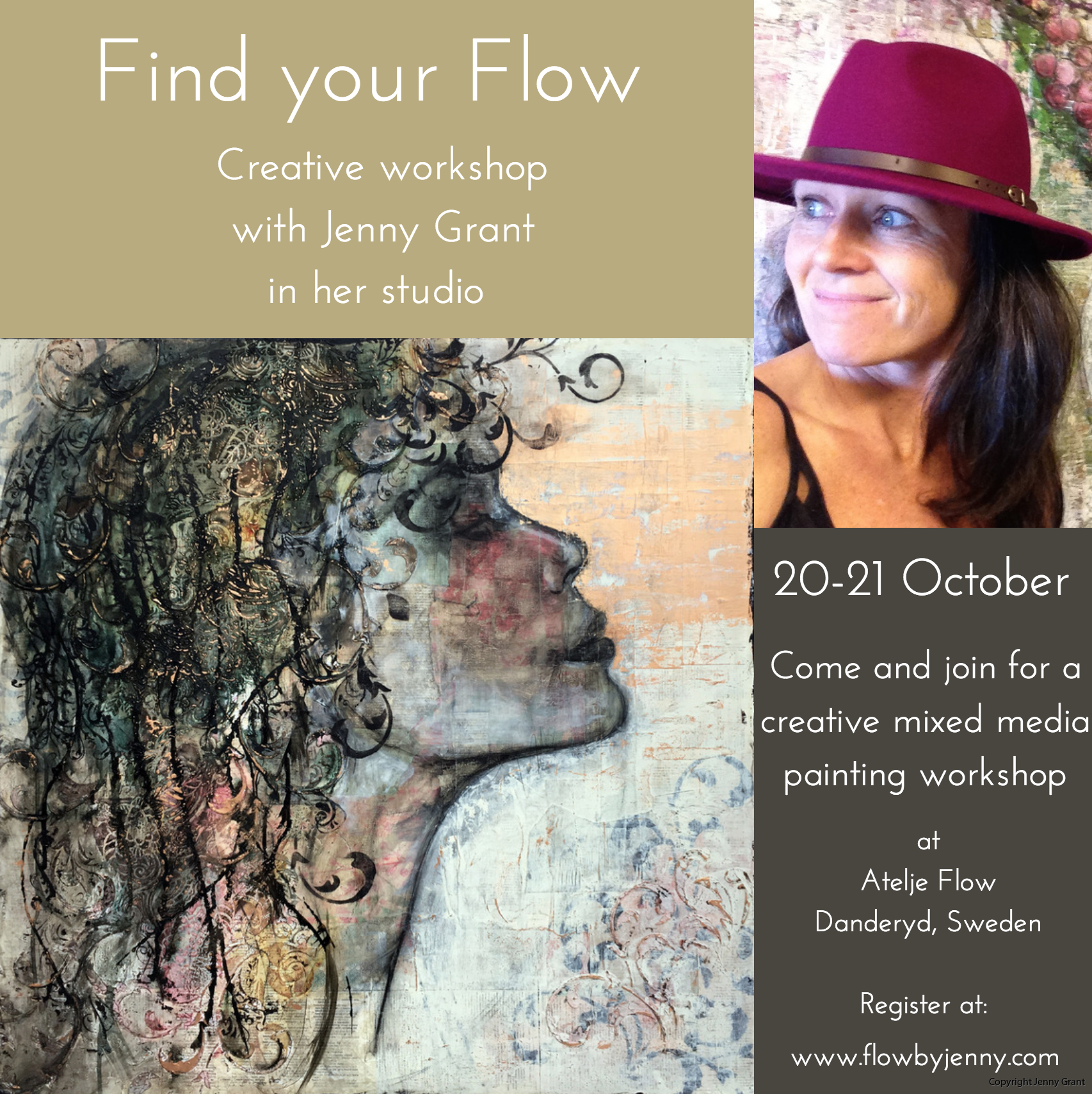Find your Flow Jenny Grant