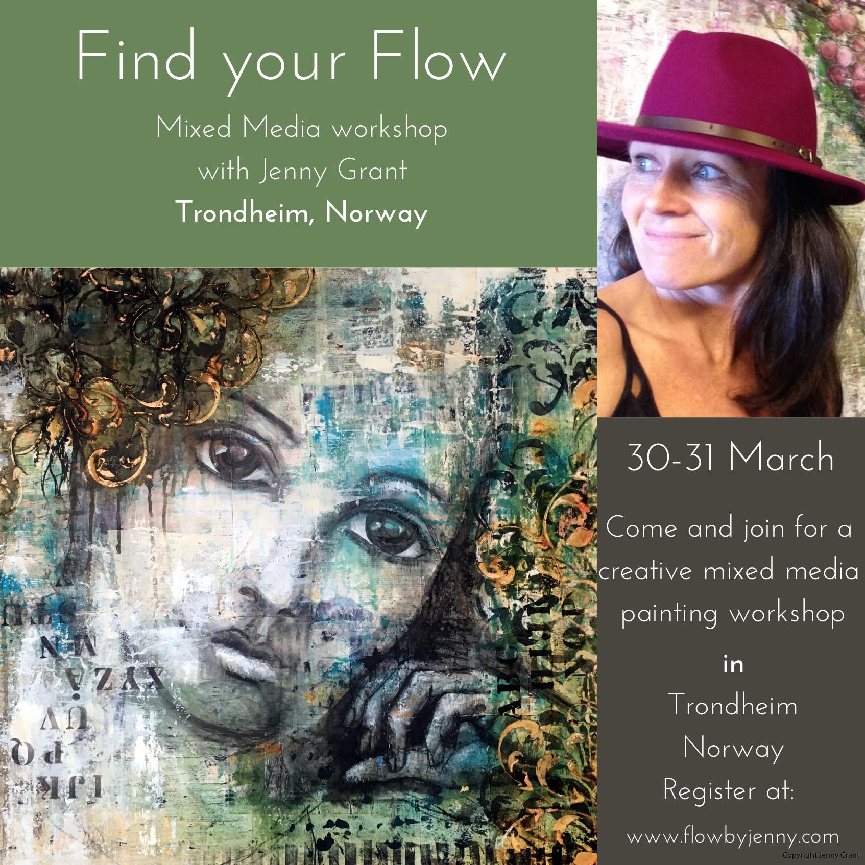 Find your Flow Trondheim 2019