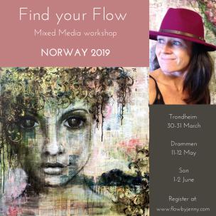 Find your Flow, Norway, 2019 - Trondheim, autumn 2019