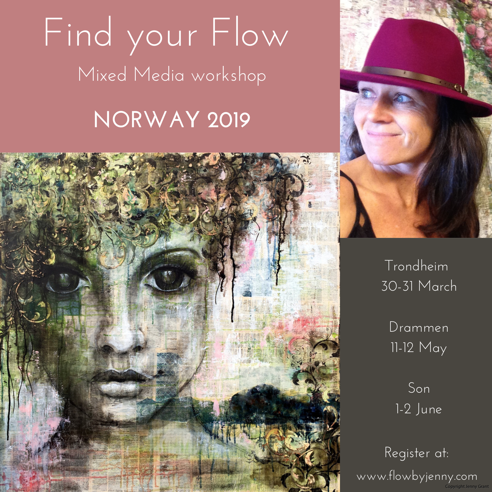 Find your Flow Norway
