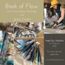 Book of Flow,  February 2019 - Book of Flow, art supply included