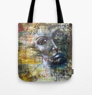 Bags - I am who I am, 40x40cm