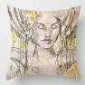 Throw pillow - Stillness, 45x45 cm
