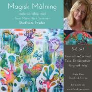 Magisk Målning,  October 2019
