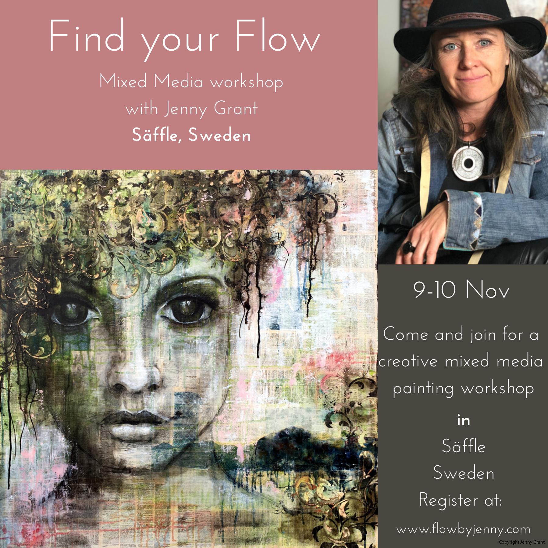 Find your Flow Säffle