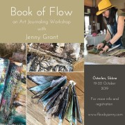 Book of Flow,  October 2019