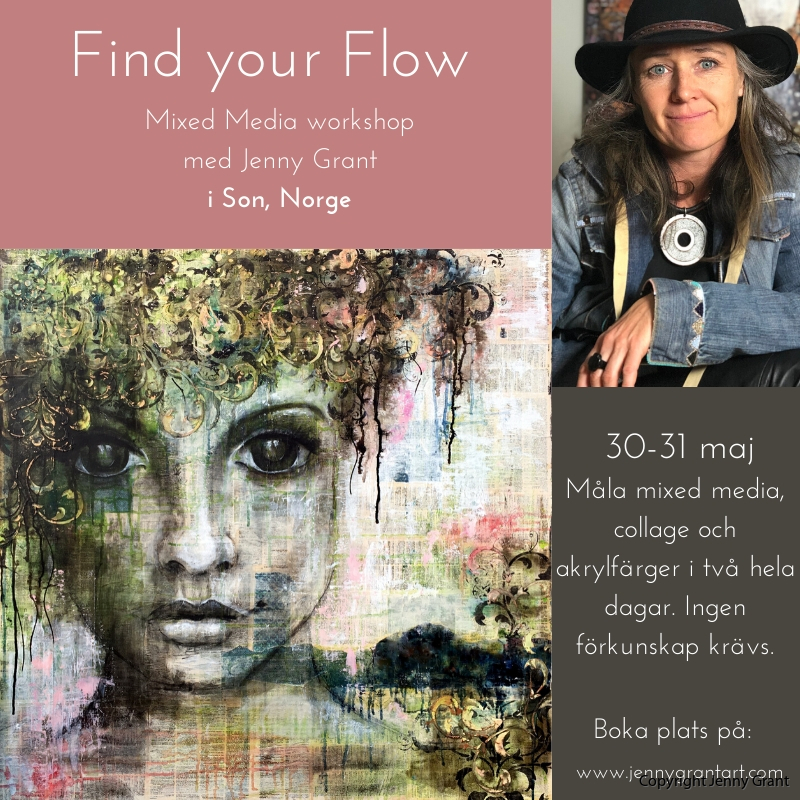 Find your Flow Son Jenny Grant Sv