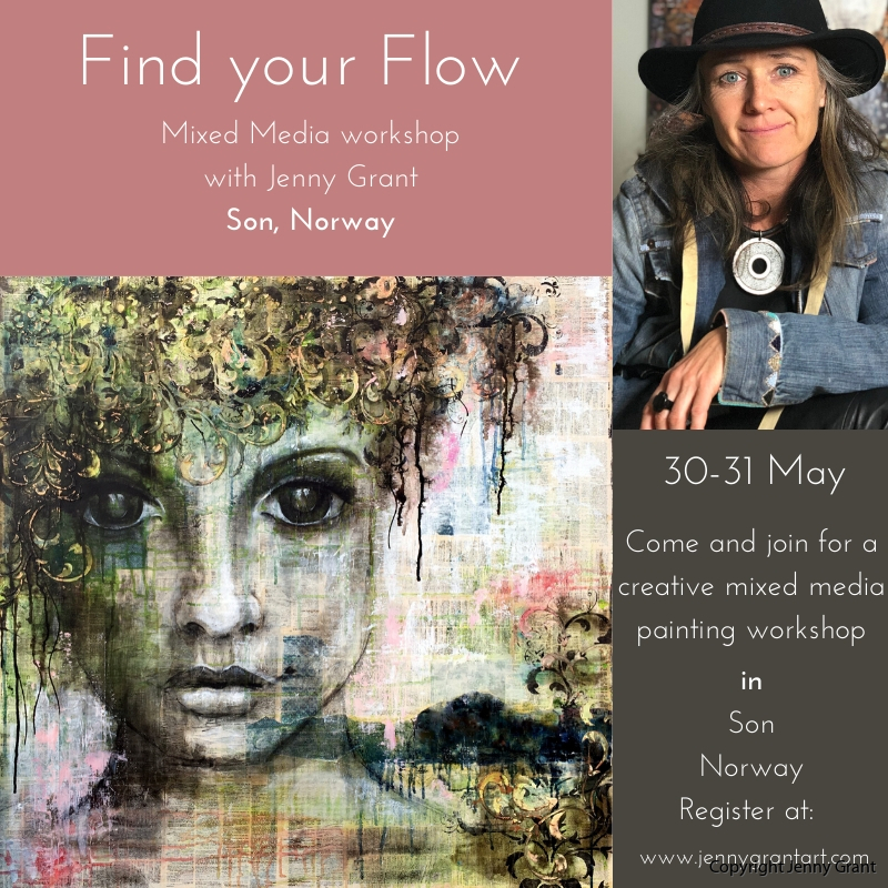 Find your Flow Son Jenny Grant Eng