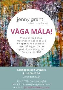 Våga Måla, Nyköping - Våga Måla Mixed Media
