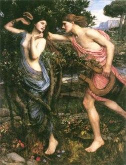 Daphne och Apollon