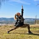 Livet Yoga Solkrigare_Foto Lucas Stark