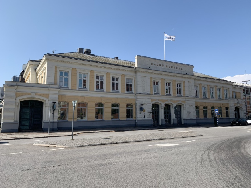 Volador har kontor på Skeppsbron i Malmö