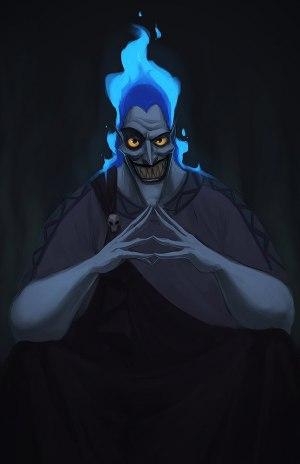 Hades - i Disneys tappning