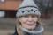 Sylvia HIld är fokuserad oc hnöjd under blotet.