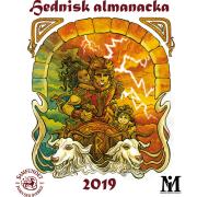 Hednisk almanacka 2019