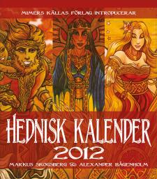 Hednisk kalender 2012