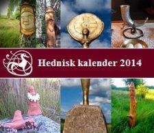 Hednisk kalender 2014