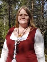 Linda Stiernberg, riksgydja