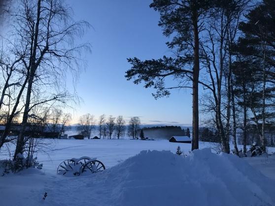 Snö och vinter