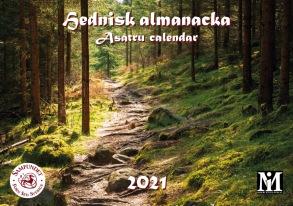 Hednisk almanacka 2021