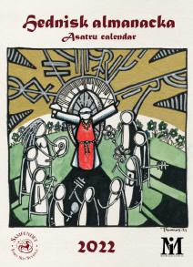 Hednisk almanacka 2022 - Hednisk almanacka 2022