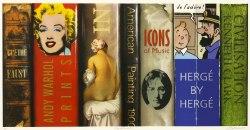 Les Humanités (Marilyn), 2008, serigraphy, 48 x 99 cm