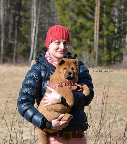 Roxis nya ägare Eva-Maite Lorents från Estland