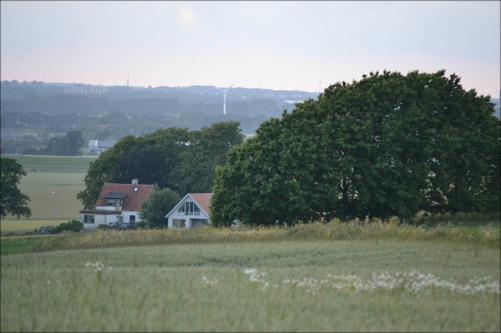 Det är vackert i Skåne.