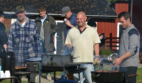 Grillmästarna - Lennart, Jon och Marcus