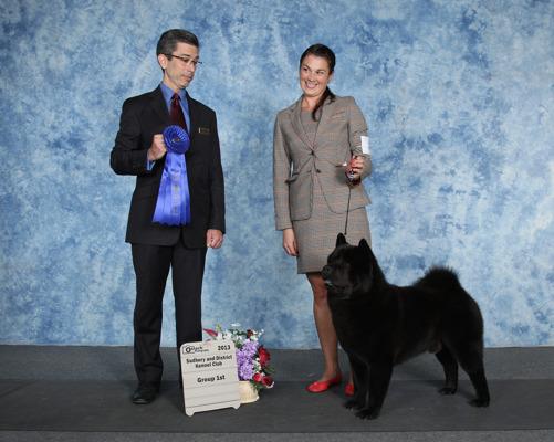 Atticus och Monica har vunnit grupp 1