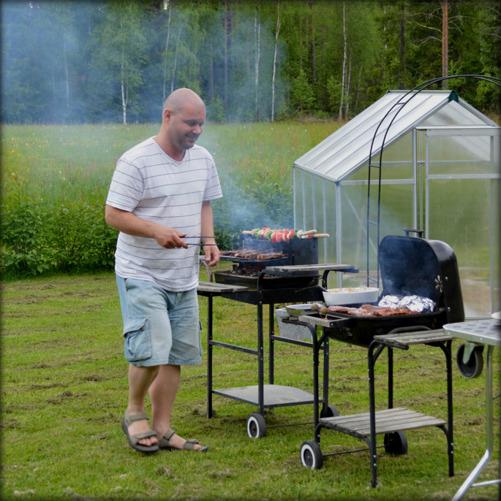 Bästa barbecuemästaren genom tiderna- Jon Axelsson