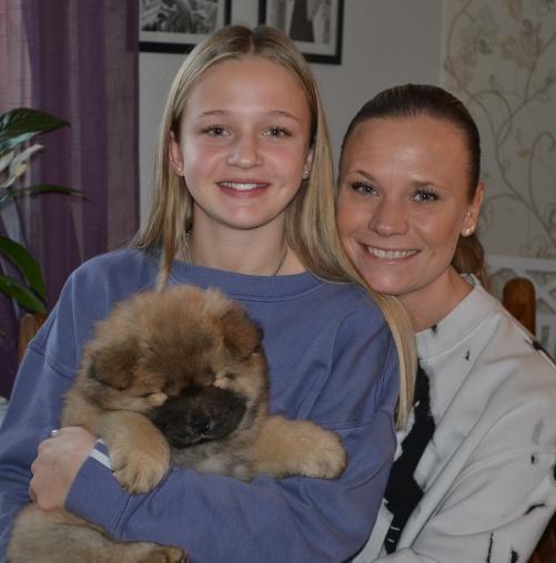Lexie flyttar ned Emma med familj till Karlshamn. Lycka Till!