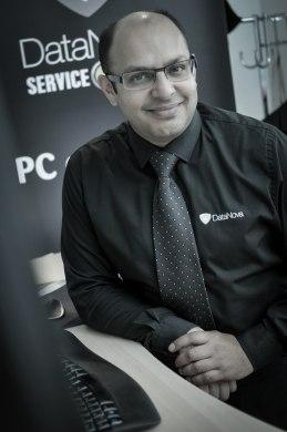 Hamid Raziullah , VD och delägare