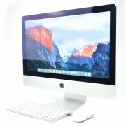 Beg. Apple iMac 21