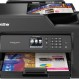 Brother MFC-J5330DW Färg- Kopiator, -Scanner, A3-Printer, Fax, WLAN, Duplex