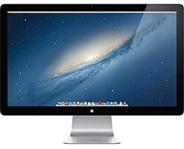 Apple Thunderbolt Display 27-tums   -