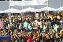 VM 2013 Berlin - Fantastiska hästar och magnifik stämning!