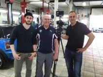 One sight one vision filmar med ICA stig 2015