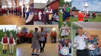 Ett litet collage från en mycket trevlig dansresa till Gävle 2010.