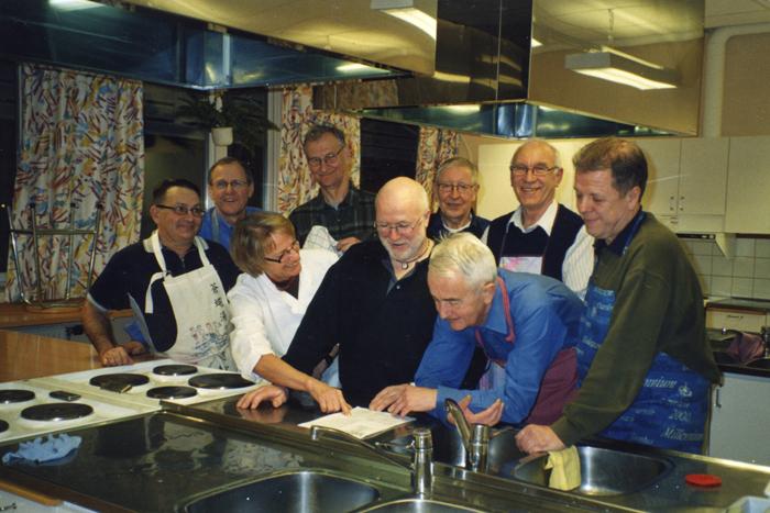 Matlagningskurs 2004