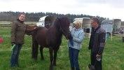 Tiina, Rindill, Lena och Knut