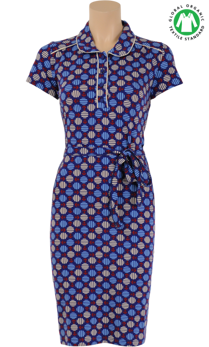 REA King Louie Polo dress - Strl XS